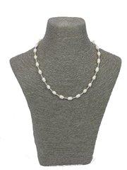 Baroque Single Strand Pearl Necklace