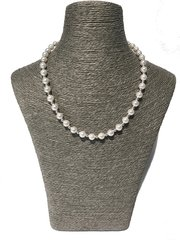 Ivory Shell Pearl NecklaceI