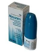 NASONEX NASAL SPRAY18GR 140 DOSES