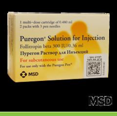 PUREGON CART. 600 I.U.0.72ML X1