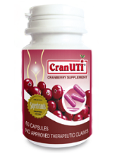 CRAN UTI CAPS 28 X 36 mg.