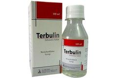 TERBULINE RESPIRATOR SOL. 15ML