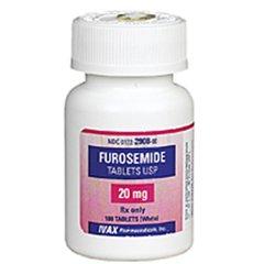 Furosemide 20mg