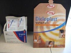 DICLOPLAST. PACK/2
