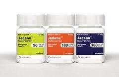 JADENU 90 mg Tab