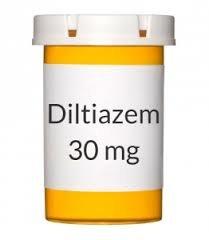 Diltiazim 30mg