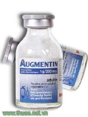 AUGMENTIN 1G INJECTION
