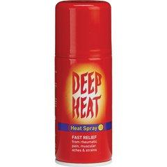 DEEP HEAT SPRAY