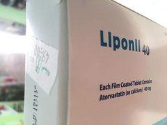 Liponil 40mg