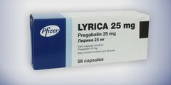 Lyrica 50mg 14cap