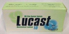 LUCAST 10MG TAB