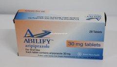 ABILIFY TAB 30MG 28