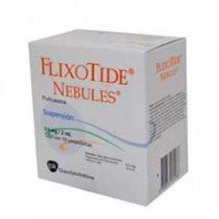 FLIXOTIDE NEBULES0.5MG/2ML X10