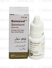 BETNESOL EYE, EAR, NOSE DROPS (OCULAR ANTI-INFLAMMATORIES)