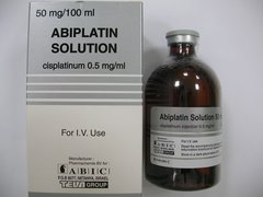 ABIPLATIN 1 MG/ML