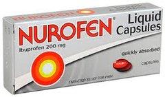 Nurofen Liquid Gel 20 Caps