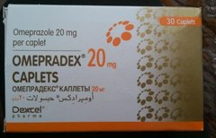 OMEPRADEX 20mg