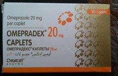 OMEPRADEX 20mg