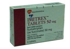 IMITREX TAB 50 MG