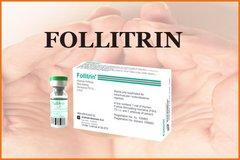 Follitrin Vial