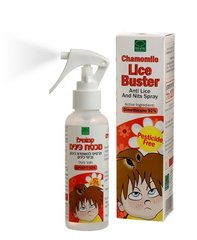 Chamomilo lice buster spray