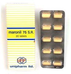 MARONIL 75 SR 20TAB