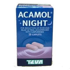 ACAMOL NIGHT