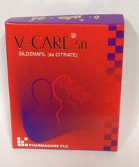 V-CARE 50 MG one tab