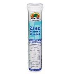 Sunlife Zinc+Vit C+Vit E