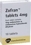 ZOFRAN TAB 4MG 10'S
