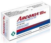 ARCOXIA TAB 120MG 7'S