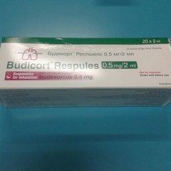 budicort respules 0.5mg/2ml