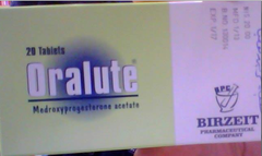 ORALUTE TAB.
