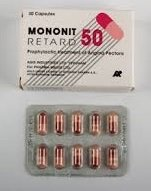 MONONIT RETARD 50