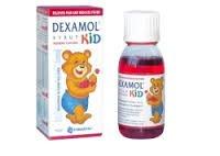 DEXAMOL KID SYR. PETEL115ml