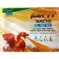 Dragon plaster xl