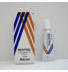 Maxitrol 3.5 Gr