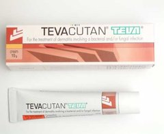 Tevacutan cream