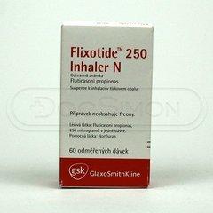 FLIXOTIDE 250MCG/INH.X120 CFC