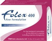 FOLEX 400 NEW FORMULATION