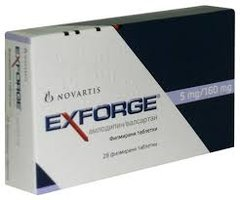 Exforge 5/160 mg
