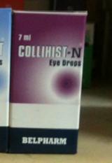 COLLIHIST - N - EYE