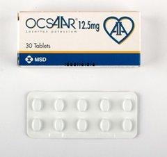 OCSAAR TAB 12.5MG 7'S