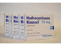 HYDROCORTISONE 10 MG