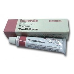 EUMOVATE OINTMENT25GR