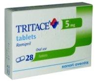 TRITACE TAB 1.25MG 28'S