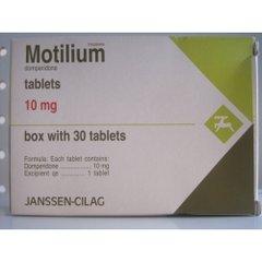 MOTILIUM TAB 10MG 30'S