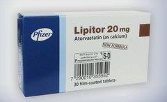 Lipitor 20mg