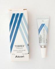 Tobrex 0.3% 3.5 Gr