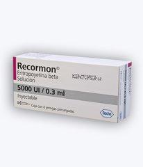 RECORMON 5000IU X 6 READY TO USE